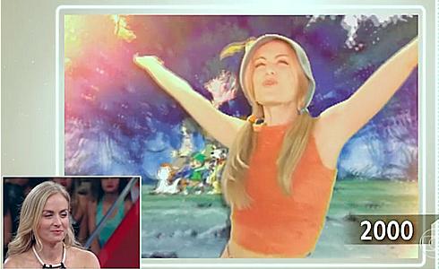 Angélica revê sua atuação na abertura de Digimon Angelica-digimon-04