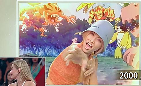Angélica revê sua atuação na abertura de Digimon Angelica-digimon-05